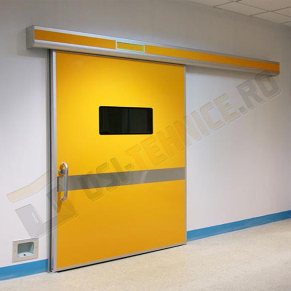 usa ermetica culisanta HPL pentru sectorul public si industrial