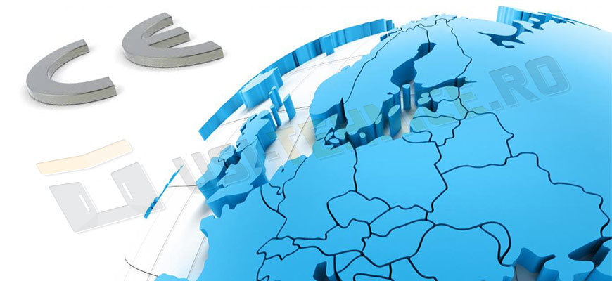 Marcaj CE norme europene