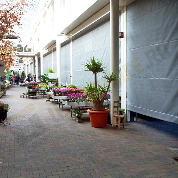 contine antifoc pentru centre comerciale