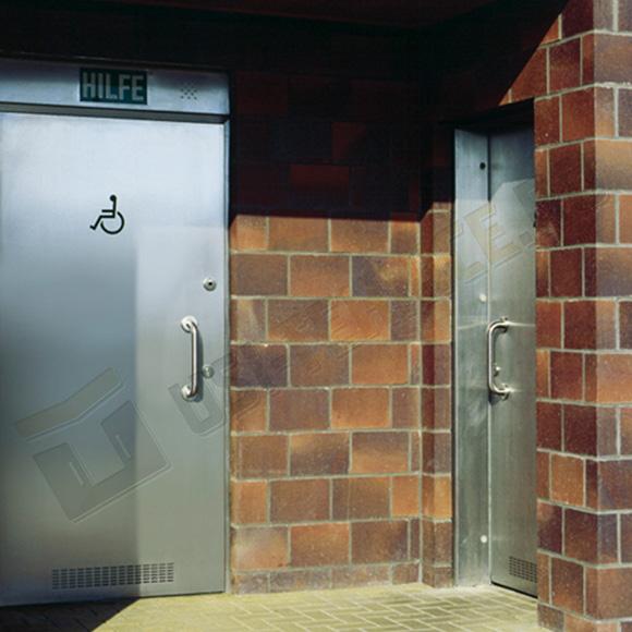 usa igienica batanta din inox pentru sectorul public si industrial