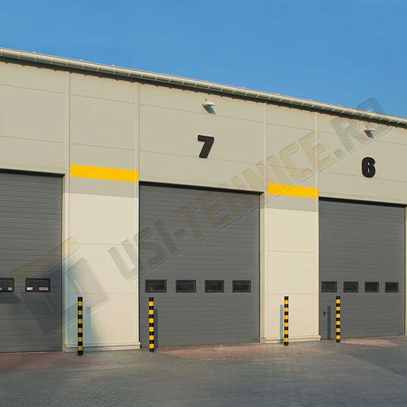 usi sectionale industriale pentru depozite si hale